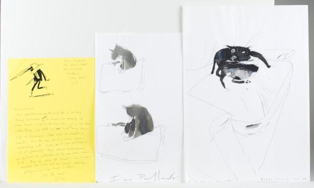 Ian Pollock (England, b. 1950).