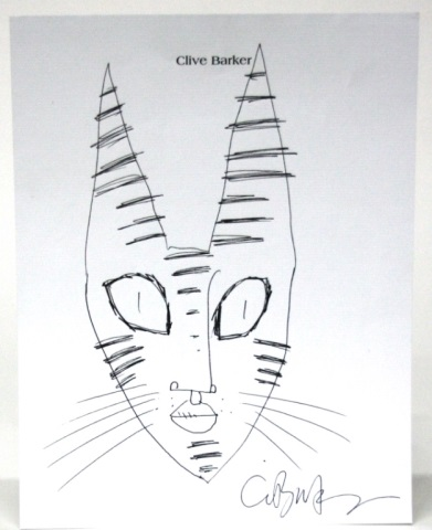 Clive Barker (England, b. 1952).