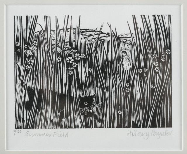 Hilary Paynter (United Kingdom, b. 1943).