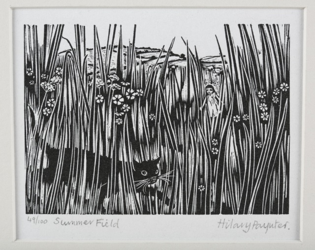 Hilary Paynter (England, b.1943).