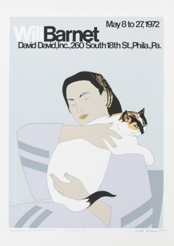 Will Barnet (US, New York, 1911-2012)