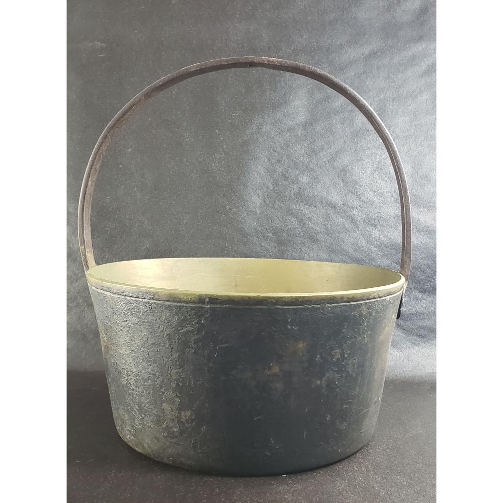 Antique Bronze pot 19th Cent.