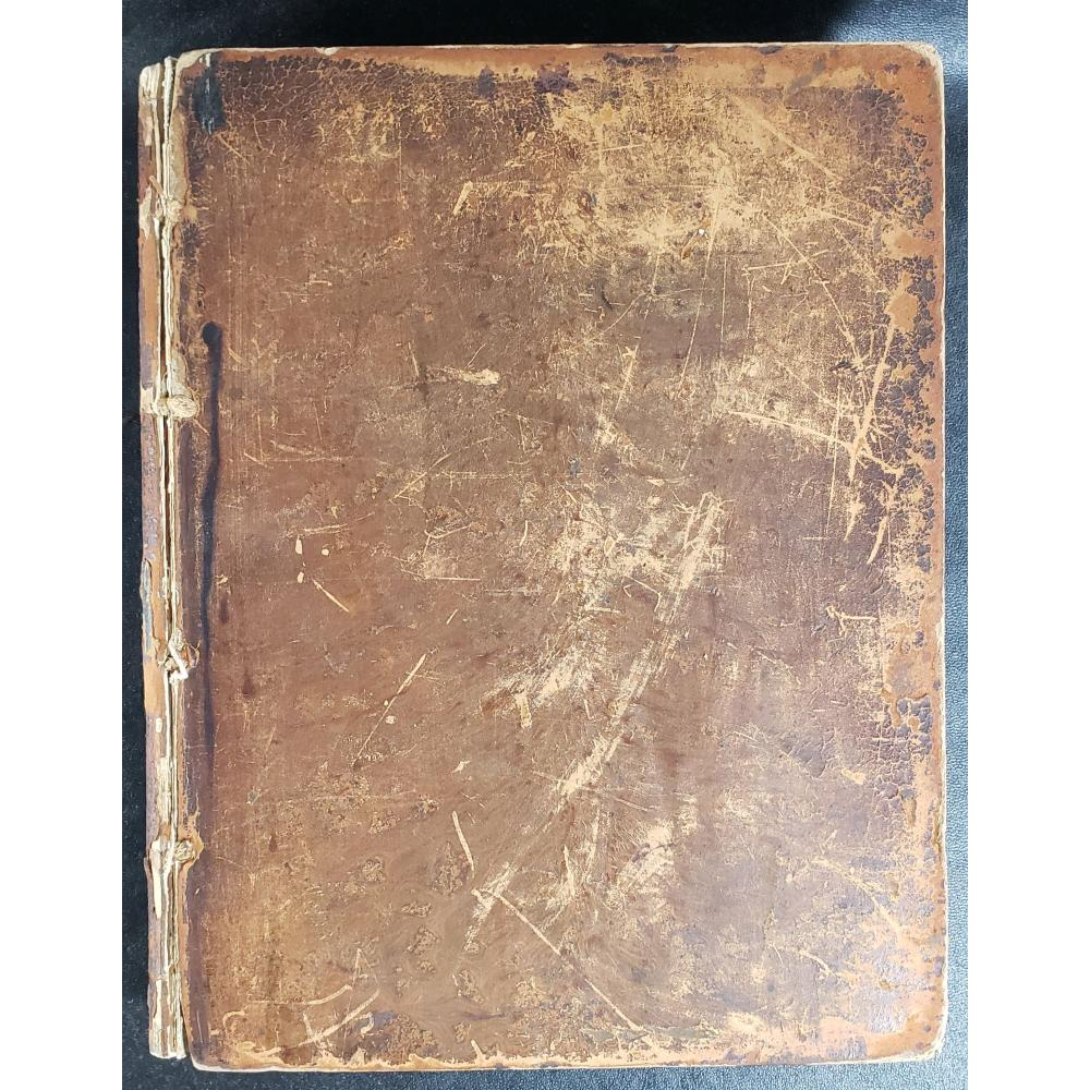 19th C Misc Works By Lord Chesterfield Nov. 1776.