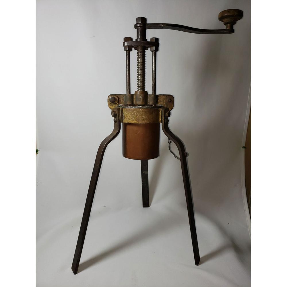 Lobster press duck press 19th Century