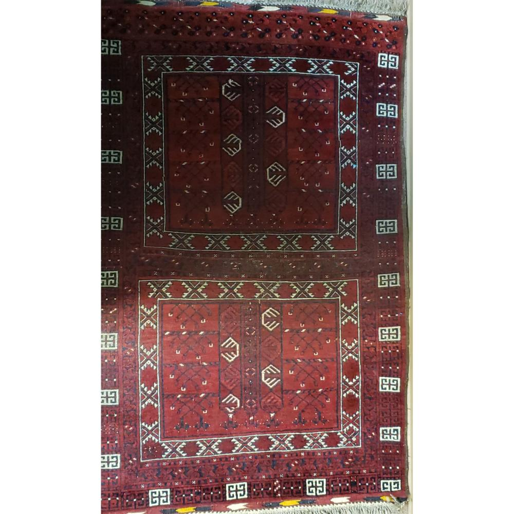 Antique Persian Rug  19 Century