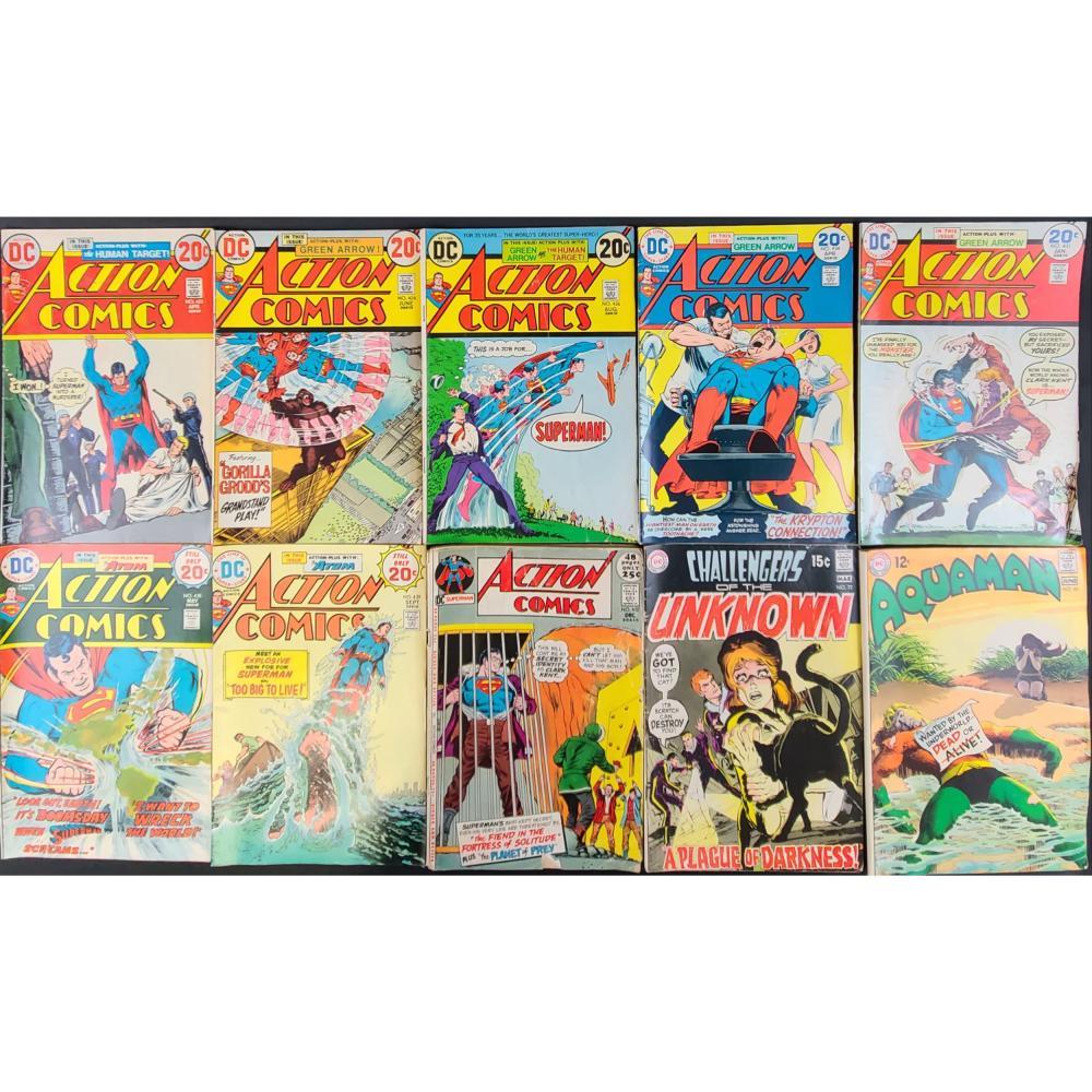 See Description 10 Per Pack vintage comic book lot