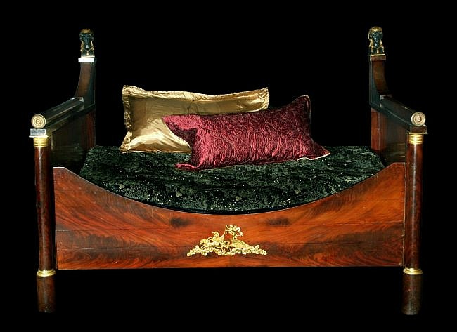 28: French Empire Day Bed