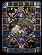 170: Magnificent Stained and Leaded Glass Window