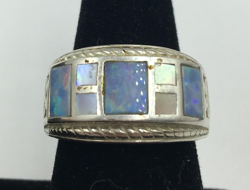WHITNEY KELLY STERLING SILVER RING