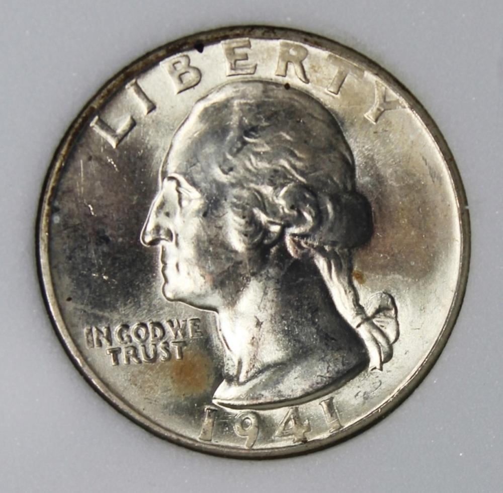 1941-D WASHINGTON QUARTER