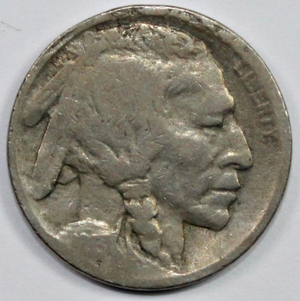 1913-D TYPE 2 BUFFALO NICKEL