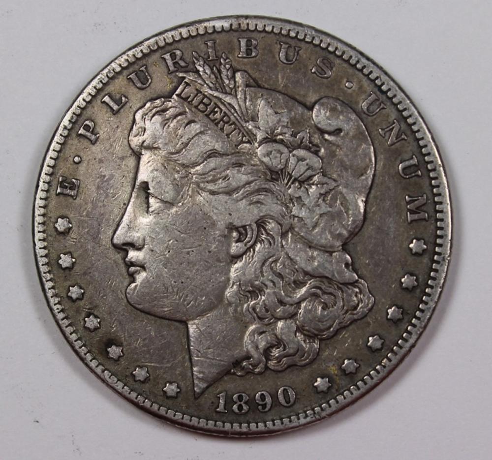 1890 CC MORGAN XF