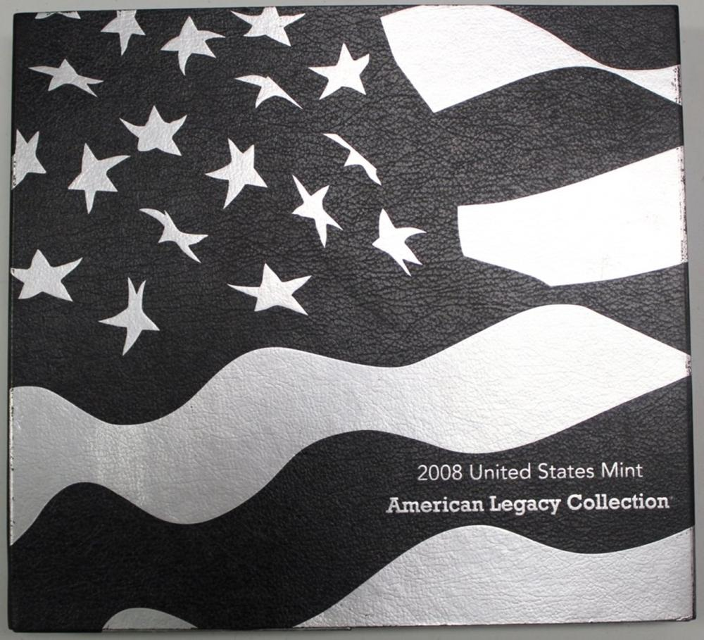 2008 LEGACY SET