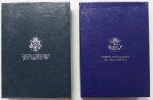 Lot 3: PRESTIGE SETS: 1993 AND 1997