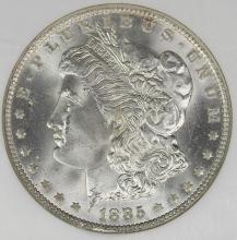 Lot 31: 1885-O MORGAN DOLLAR