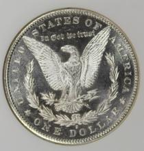 Lot 33: 1881-S MORGAN DOLLAR