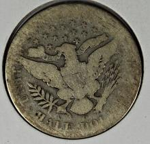 Lot 85: 1897-O BARBER HALF DOLLAR