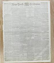 Lot 101: 3 DIFFERENT CIVIL WAR NEWSPAPERS