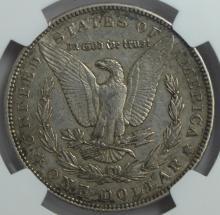 Lot 142: 1902 MORGAN SILVER DOLLAR