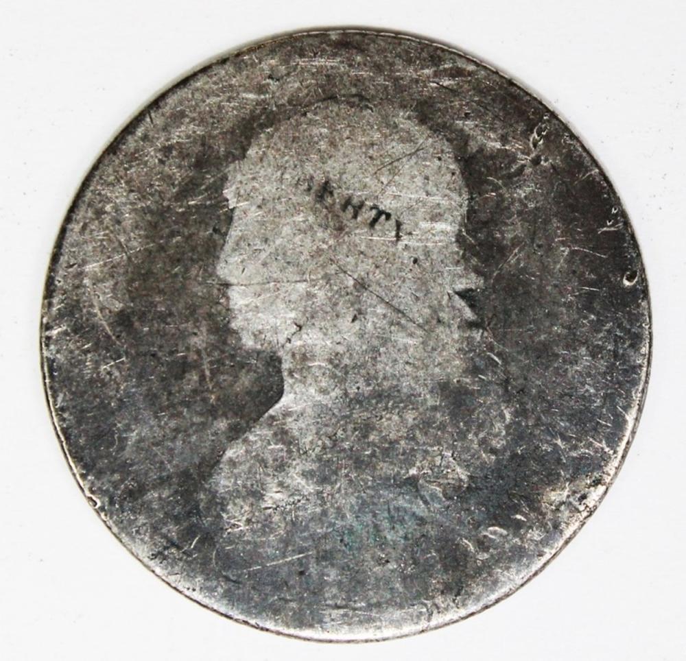 1818 BUST QUARTER