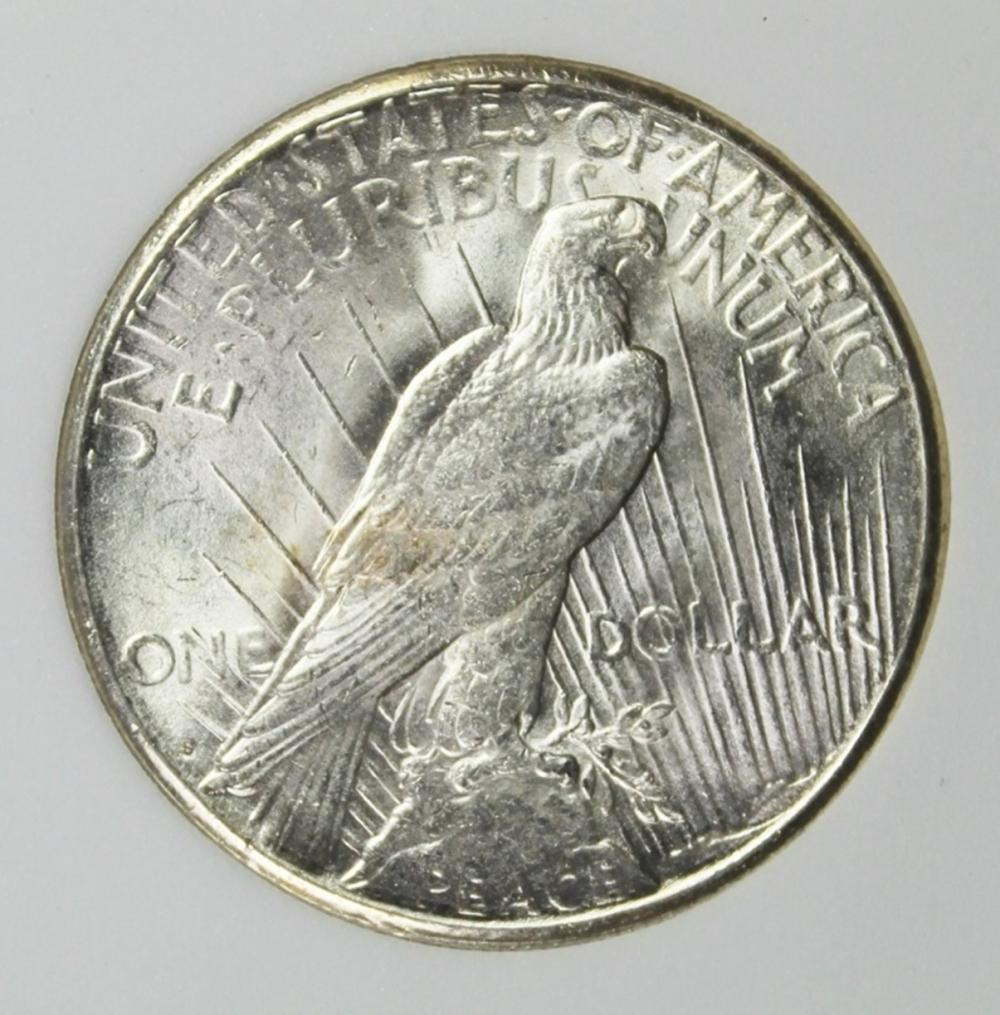 Lot 173: 1922-S PEACE DOLLAR