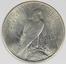 Lot 185: 1935 PEACE DOLLAR