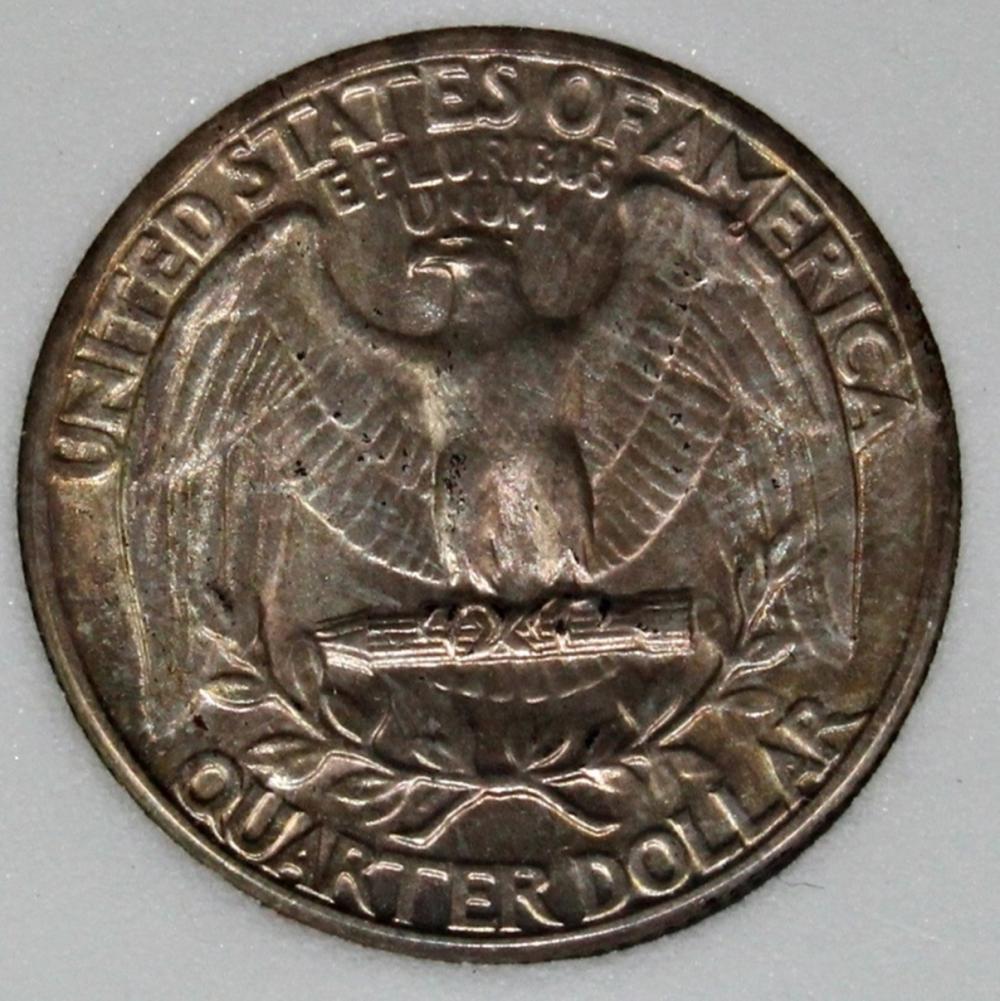 Lot 236: 1934 WASHINGTON QUARTER