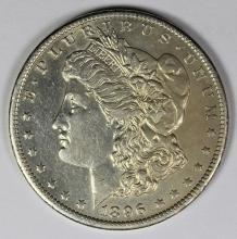 Lot 289: 1896-O MORGAN SILVER DOLLAR