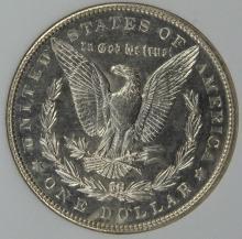 Lot 328: 1902 MORGAN SILVER DOLLAR