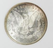 Lot 353: 1878-S MORGAN SILVER DOLLAR