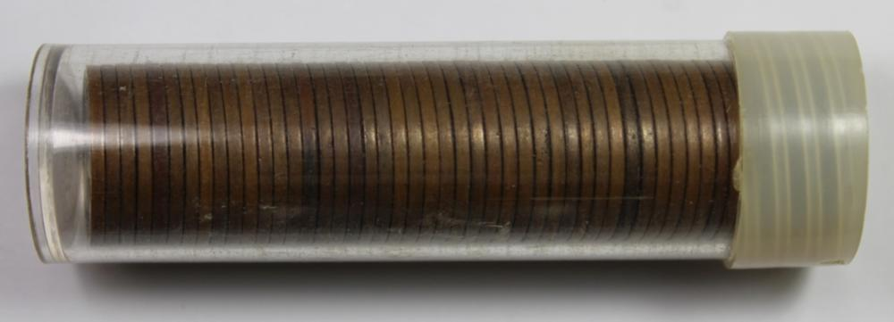Lot 364: 1932-D LINCOLN CENT ROLLS