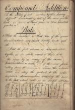 The 1832 Cyphering Book of Noel J. Relph, Prince George County, VA; Later Postmaster