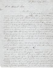 Southern Plantation, Under Seizure, Encouraged to Settle Debt for Fan from Novelty Works