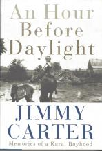 President Jimmy Carter's An Hour Before Daylight, First Edition, Signed
