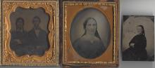 Early Ambrotype, Tintype Images: Two Identified Including an 18-Year-Old Girl