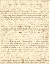 Civil War Letter: 171st PA Sgt: Cannon Balls on Battlefield; New Bern Detailed Map