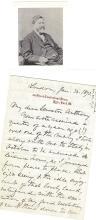 [Civil War] Maj. Gen. Robert Schenck, Wounded at 2nd Bull Run, U.S. Minister to England, Writes of Travels