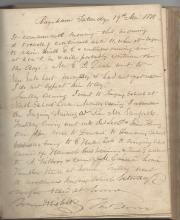 Early MA Journal: Theodore Dean, Legislator, Taunton Iron Works, Evils of Liquor, Religion
