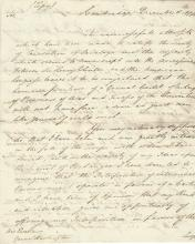 British Officer Proposes Secret Prisoner Exchange Plan to George Washington