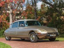 1973 Citroën DS 23 Pallas