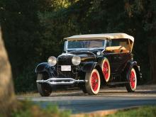 1930 Lincoln Model L Five-Passenger Sport Phaeton