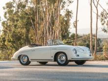 1955 Porsche 356 A 1600 Speedster