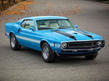 1970 Shelby GT350 Fastback