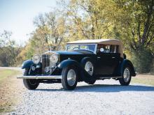 1933 Rolls-Royce Phantom II All-Weather Tourer