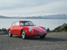 1962 Alfa Romeo Giulietta SZ II 'Coda Tronca'