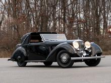 1936 Bentley 3½-Litre Sedanca Coupe