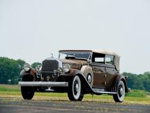 1931 Pierce-Arrow Model 41 Convertible Sedan