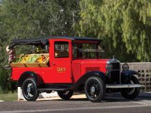 1931 Chevrolet Independence Canopy Express