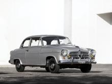 1961 Borgward Isabella Rally Car