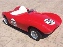 Connetti Ferrari Monza, 1959